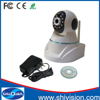 HD720P CMOS Sensor 1.0 MP Motion Detection Robot IP Camera For Baby Monitor Car Rear View Parking System