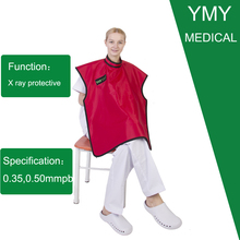 Dental X ray protective lead apron