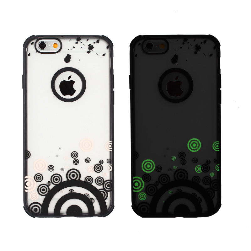 outdoor hard tough case pc+ tpu case for iphone 6s case cover