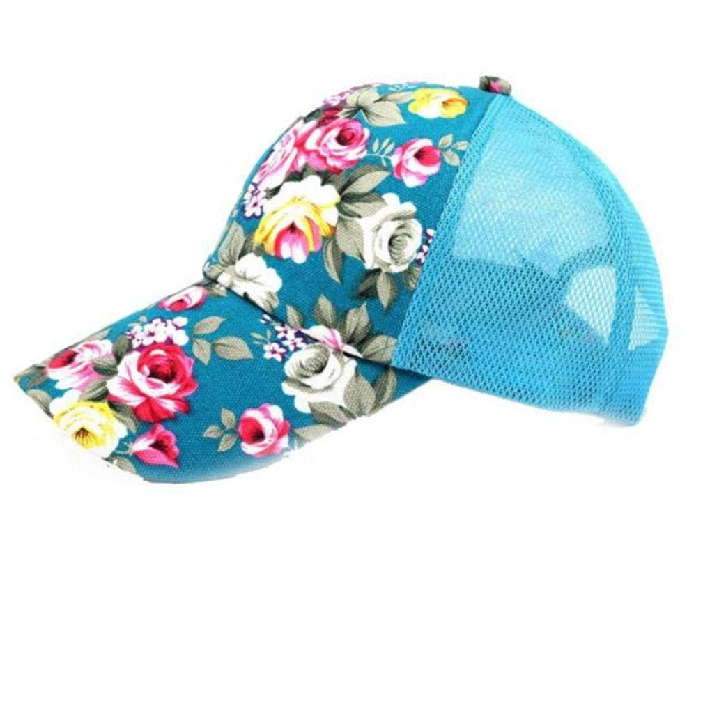740b9745386 Get Quotations · Ikevan Adjustable Casual Style Embroidery Cotton Baseball  Cap Boys Girls Snapback Hip Hop Flat Hat