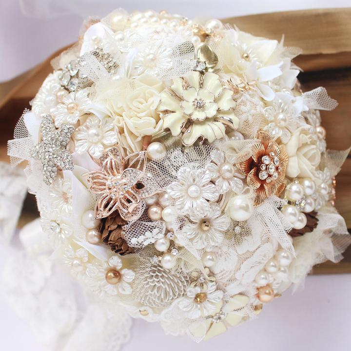 bouquet de mari e ivoire achetez des lots petit prix bouquet de mari e ivoire en provenance de. Black Bedroom Furniture Sets. Home Design Ideas