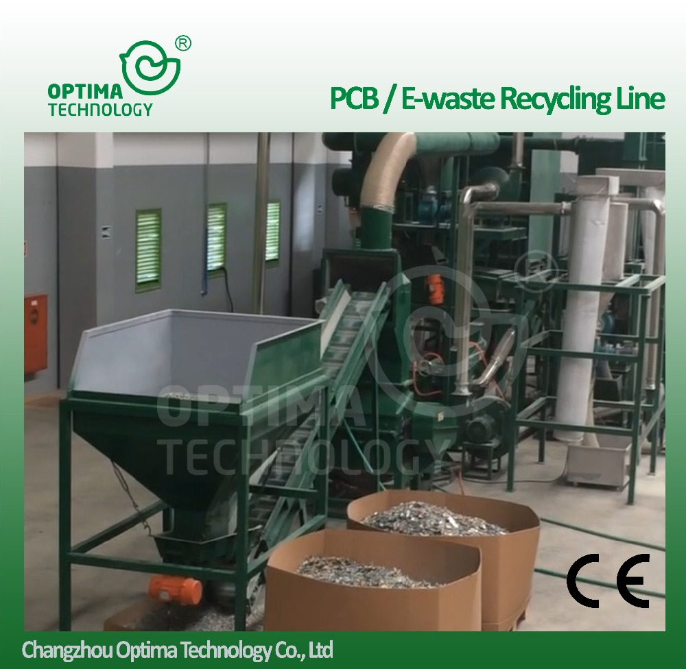 Waste Recycling Line Computer Board Machine Electronic Scrap Printed Circuit Boards Buy Pcb Product On Alibabacom E