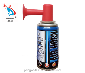 cheapest&high-quality loud sound small hand air Horn/football match/cheering party air horn