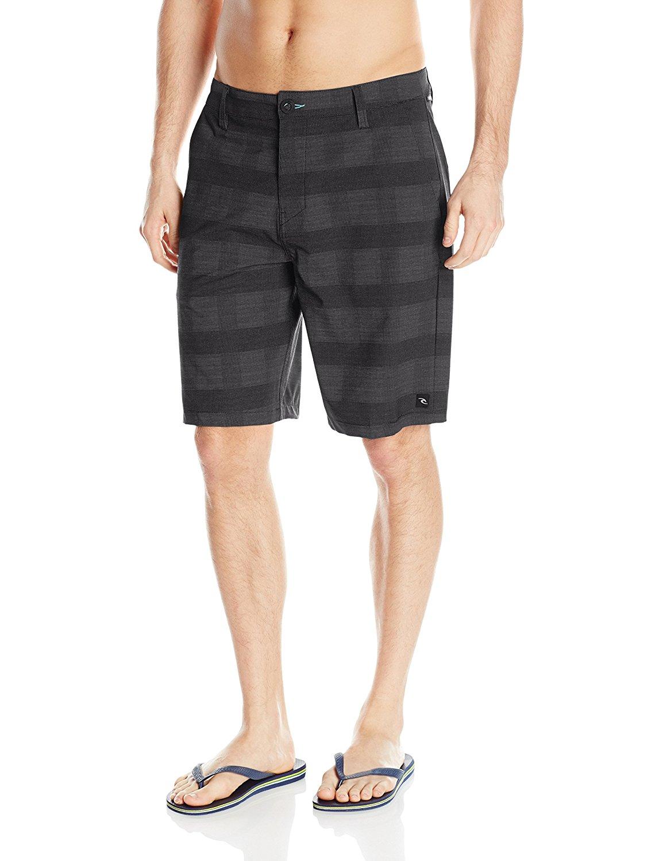 01e04df9c2a5d Get Quotations · Rip Curl Men's Mirage Declassified Boardwalk Hybrid Shorts