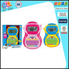 New product mobile phone type education learning machine plate toy, English and Russian language learning machine toy
