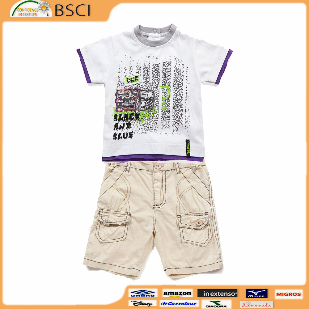 kids baby boy clothing sets for summer infant baby boy clothes set brand suit baptism outfits for boys