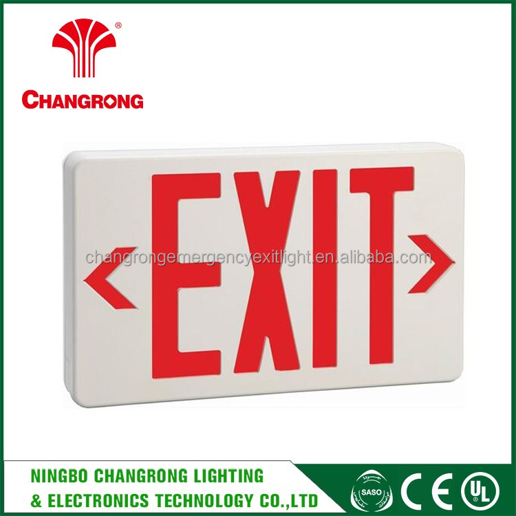 LED Emergency Light Inverter Hot Sale Rechargeable Emergency Light Bulb Exit Sign