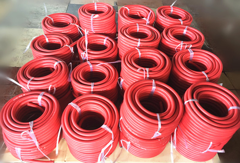 "High Performance 3/8"" Inch Fuel Tanker Rubber Hose"