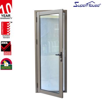 Superhouse de aluminio de puerta de granero de vidrio foto - Puerta de aluminio y vidrio ...