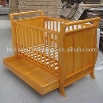 деревянные детские сани кроватка модель 1102 Buy детская кровать