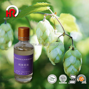 Natural fresh hops extract essential hops oil