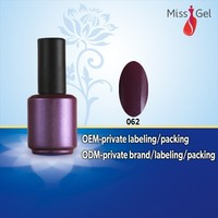 Wholesale UV Color gel soak off airbrush paint for nails