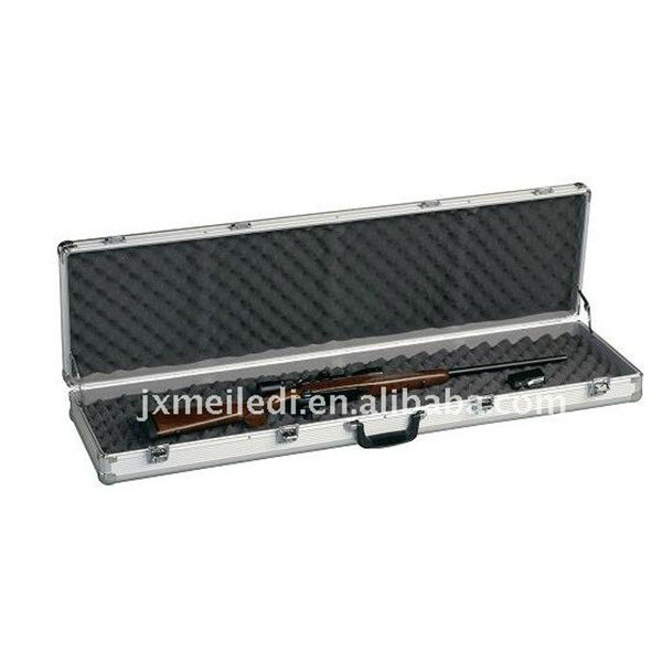 Professional design and high quality aluminum gun case