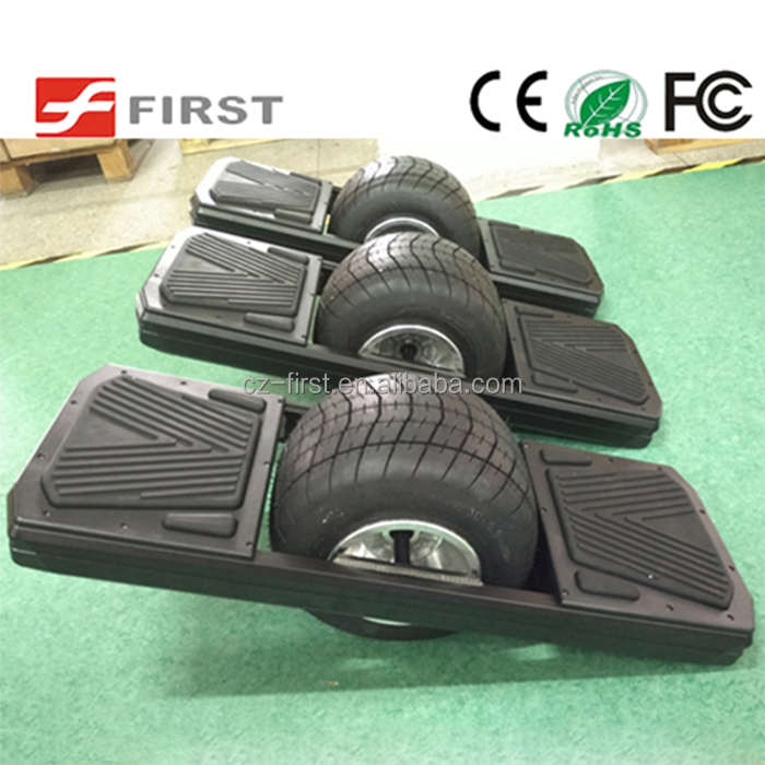 Off Road One Wheel 10 inch Self Balancing Scooter Wholesale Trotter