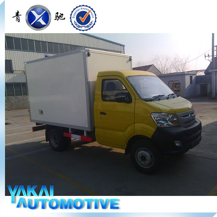 Mini truck body Insulated /freezer box /cargo box in ckd