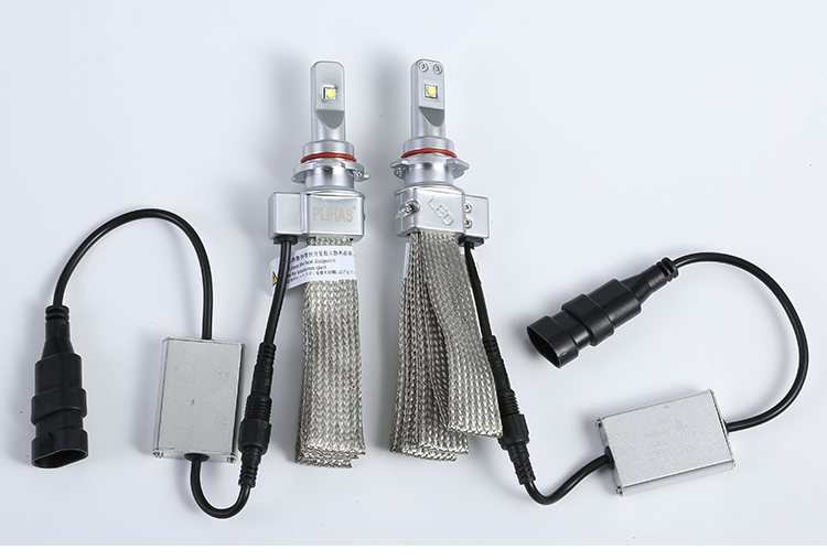 China suppliers car accessories 20w 6000k car headlight bulbs tractor truck led light bulb parts motorcycle headlight bulb