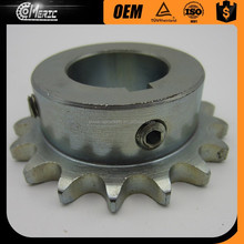 CUSTIM-BUILT FINISHED BORE CHAIN SPROCKET