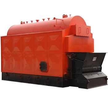 Renewable Fuel Rice Husk Fired 4 ton Steam Boiler for Rice Mill