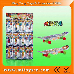 hot plastic toy for kids blank skateboards