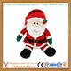 Christmas Santa claus plush toy,plush musical christmas toy