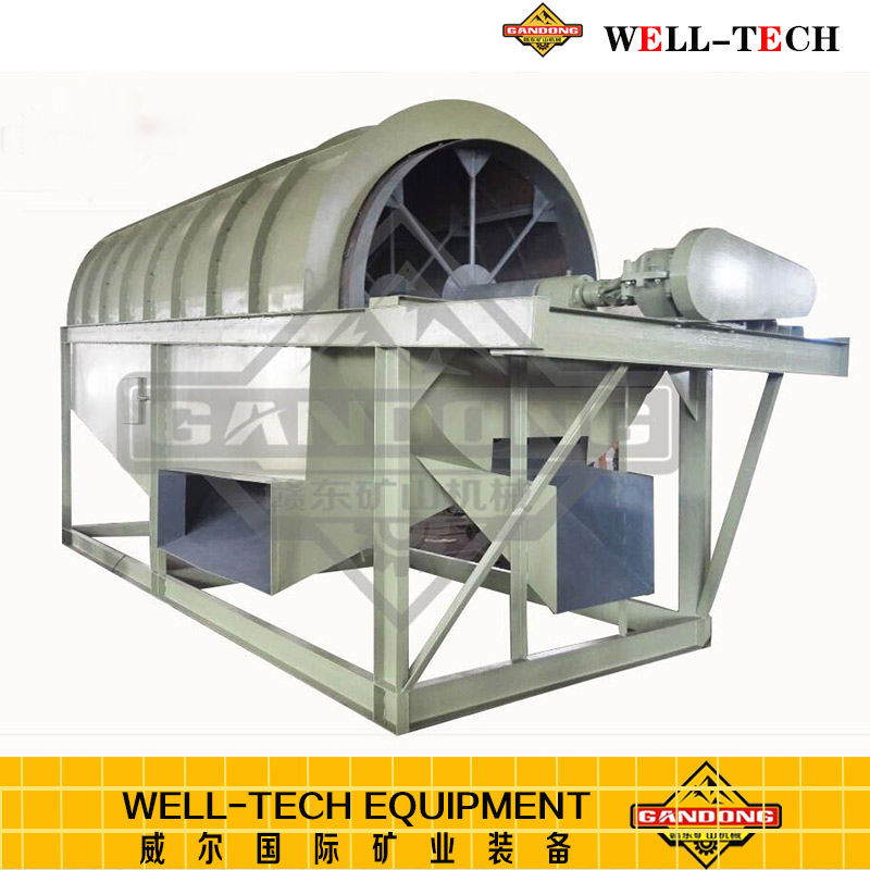 solid waste trommel for sale