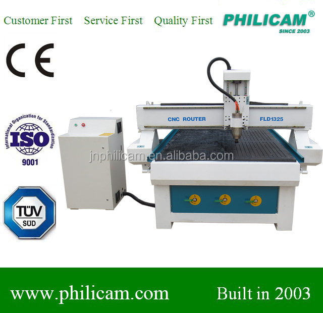 Easy operation and learning Philicam cnc router machine with DSP controller