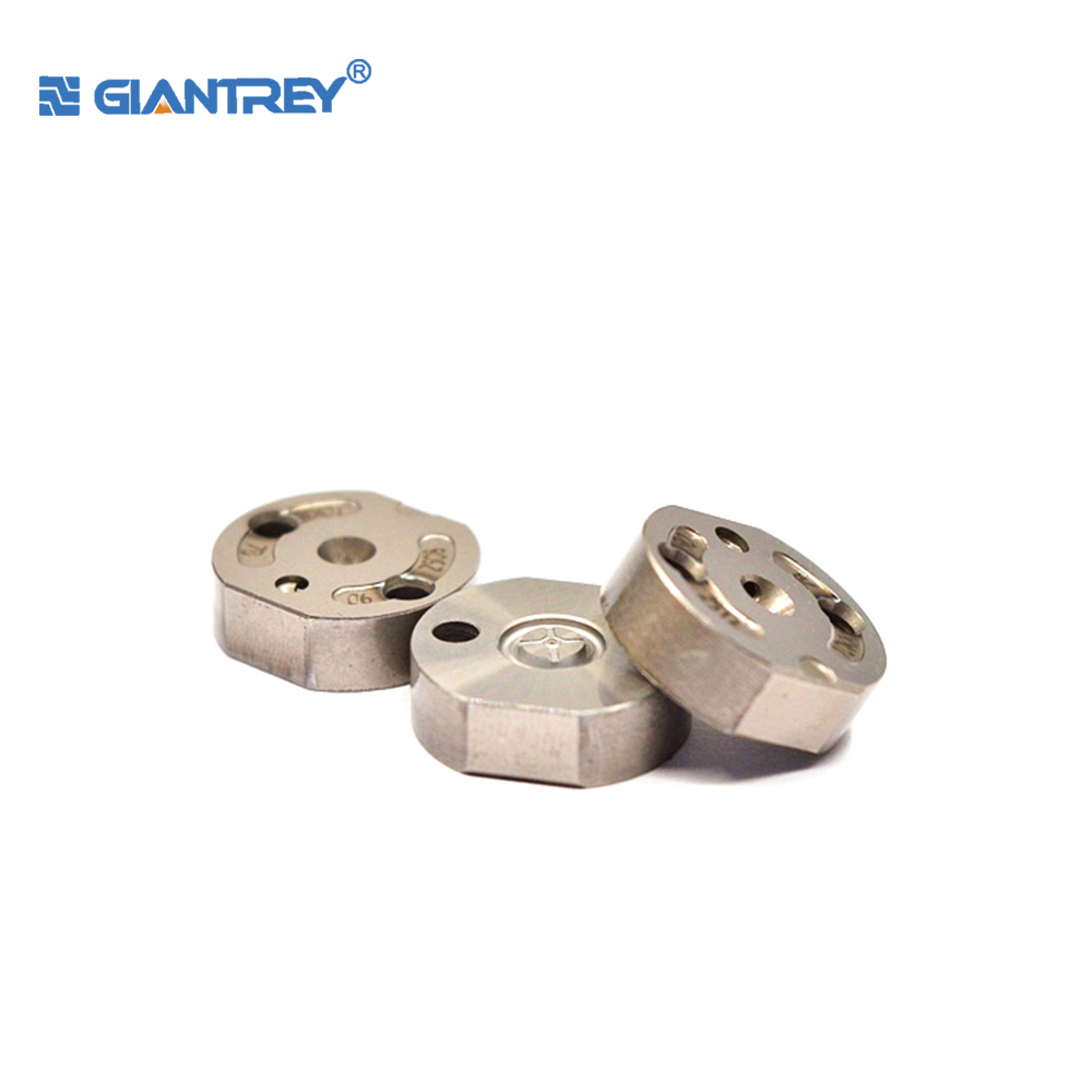 10#orifice control valve plate engine Common Rail spare part diesel for <strong>injector</strong> 095000-7550, 095000 7550, 0950007550