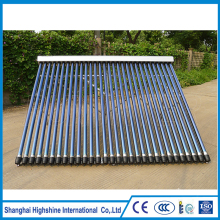 High quality sun POWER heat pipe factory Solar Keymark Approved Pressure Evacuated Tube Collectors