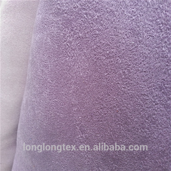 2016 New waterproofing micro suede manufactured in China