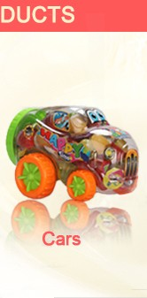 Plastic beer jar met gummy snoepjes mini fruit jelly
