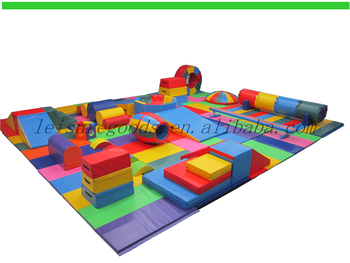 High Quality Baby Indoor Soft Play Equipment Preschool Baby Soft Toy