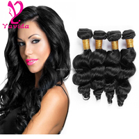 8-30 Inch Full Cuticle loose Wave 8A Grade Brazilian Hair, Virgin Remy Hair Extension 100 human hair