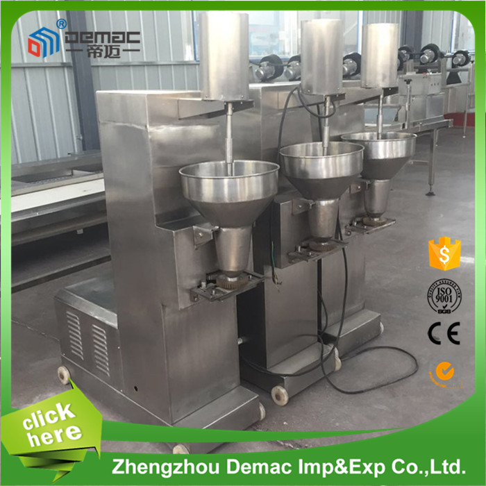 Automatic lamb kebabs /meatball forming machine /fish meatball making machine