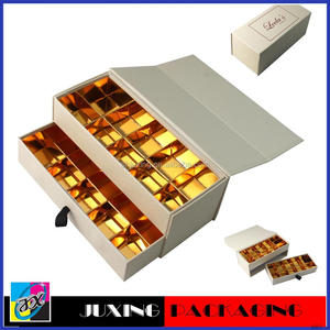 High Quality Homemade Chocolates Gift Boxes/Attractive Packaging of Chocolates/Chocolate Packing Box