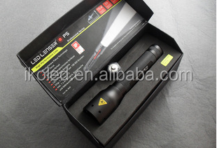 Led Lenser P5.2 140 Lumens Rechargeable Flashlight With Box & Aaa ...