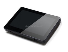 "Fissato al muro 7 ""android tablet Q896S con power over ethernet per domotic installazione"