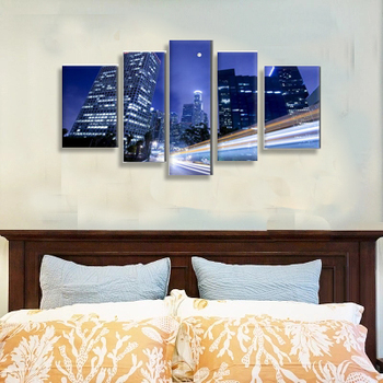 Delightful Factory Buy Direct 5 Piece Canvas Art From Reliable China,Multi Piece Canvas  Prints
