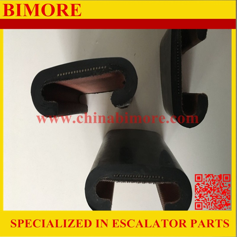 factory price Cheap escalator part handrail of escalator