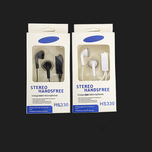 Original Earphones China Wholesale Best Earphones Wired Headphones With Mic white /black
