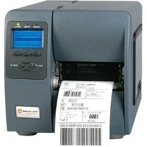 Datamax / O-Neill - KD2-00-48400Y07 - Datamax-O'Neil M-Class M-4206 Direct Thermal/Thermal Transfer Printer - Monochrome - Desktop - Label Print - 6 in/s Mono - 203 dpi - Fast Ethernet - USB - LCD