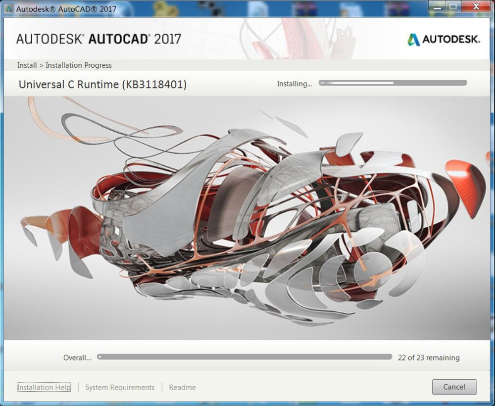 Autodesk AutoCAD 2017 English Full Version lifetime with