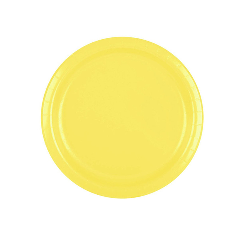 printable branded colored hard disposable paper plates buy colored