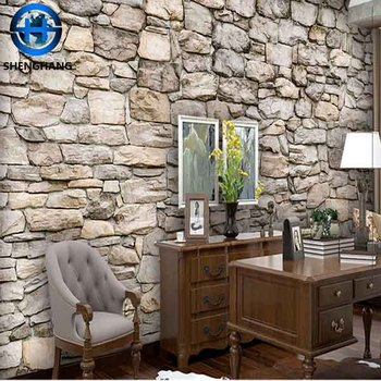 New Design Texture Wallpaperwall Paper 3d Brick Pattern Wallpaper