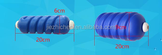 Competitive Swimming Pool Equipment Spiral Float Line Lane