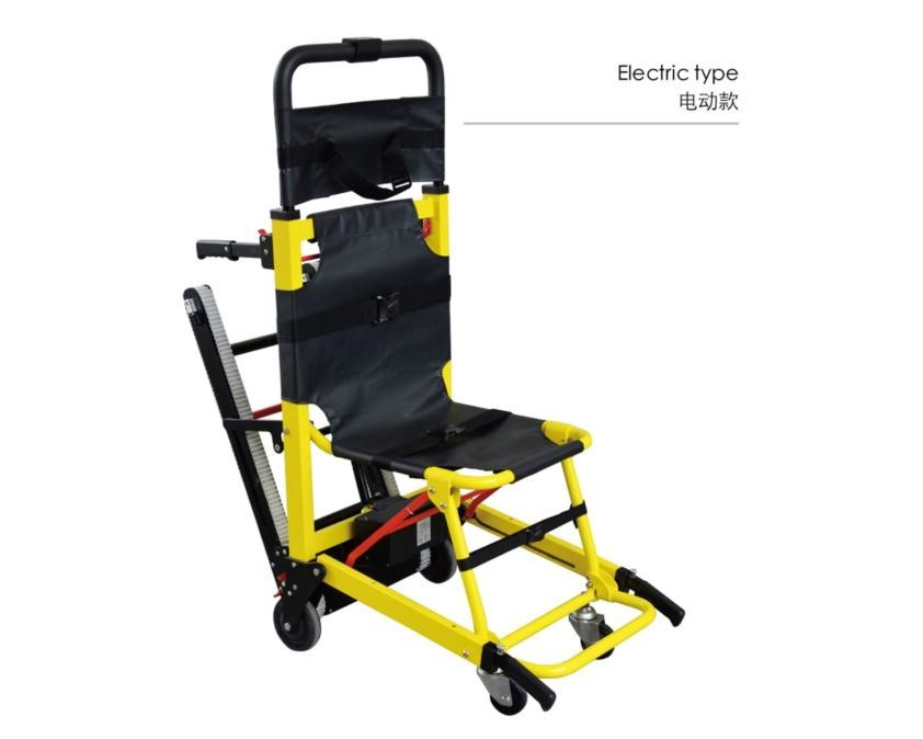 Electric stair climbing wheelchair for old people and for Motorized chair stair climber electric evacuation wheelchair electric wheelchair