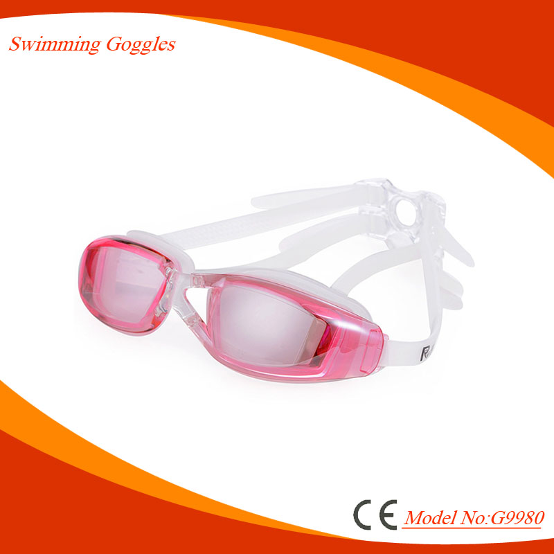 2017 New Style Premium Quality Glassic Design Adult Cheapest Swimming goggles