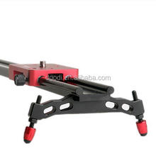 oem cnc machining mini aluminum motorized video camera slider