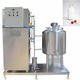 Water cooling type pasteurization tank for beverage