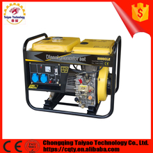 2KW Small Power Protable Diesel Generator Set Made In China