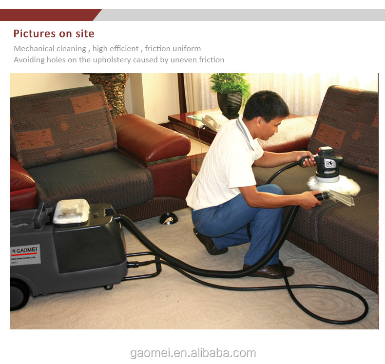 GMS-3 best sofa cleaner upholstery cleaning machine